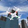 icon 3D Drone Flight Simulator Game