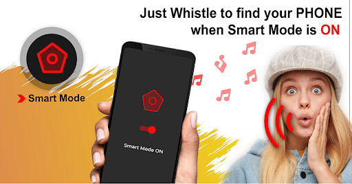 Find my phone by whistle - Whistle to find phone