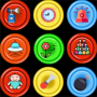 icon Big Buttons Sound Effects