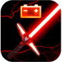 icon NEW Lightsaber Battery Widget