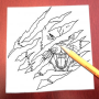 icon How to Draw Tattoos