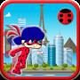 icon Sprinter Chibi Hero Ninja Girl