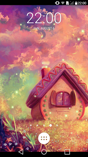 Sweet Home : Colorful day & night Live wallpaper