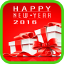 icon New Year 2016