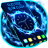 icon Electric Glow Clock 1.309.1.107
