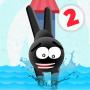icon Stickman High Diving 2