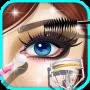 icon Eyes Makeup Salon - kids games