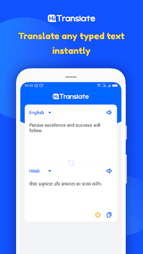 Hi Translate - Free Voice and Chat Translate