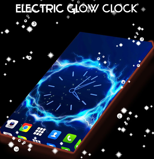 Electric Glow Clocks For Home Page