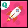 icon Rocket Launcher 2D