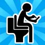 icon Toilet Time - A Bathroom Game
