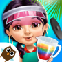 icon Sweet Baby Girl Summer Fun 2 - Sunny Makeover Game