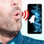icon Soek telefoon per fluit